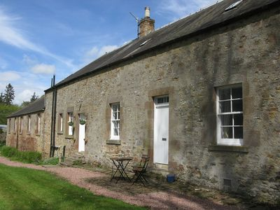 Photo for Cottage On Country Estate In The Heart Of The Borders