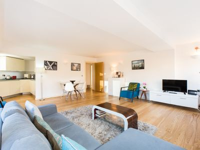 Photo for Spacious Two Bed Apartment in Kensington
