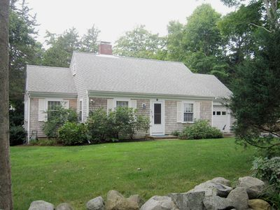 Photo for Charming 4BR Cape Style Home- Short distance to Beach