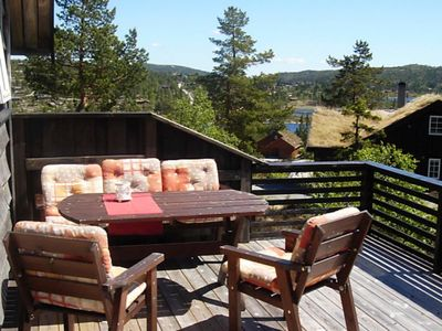 Photo for Vacation home Treungen in Treungen, Telemark - 6 persons, 2 bedrooms