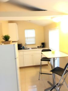 Photo for Villa D is a cozy Casita perfect for two people or a single business person.