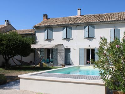 Photo for LES TAULIÈRES - Lovely holiday home in the heart of Provence