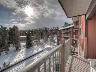 Photo for Ski-In Condo Steps from Downtown!! + Free Parking!