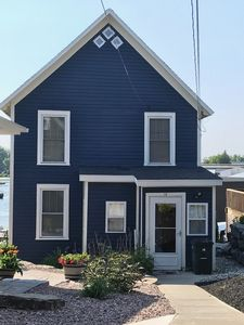 Single Waterfront Home With Dock