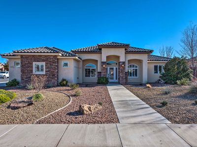 Photo for NEW! Luxe Home w/Pool, Grill-25 Mins to St. George