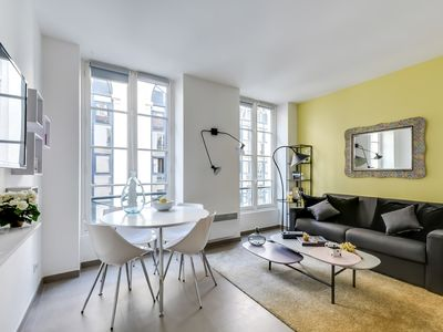 Photo for Enghien I - Two Bedroom Apartment, Sleeps 5