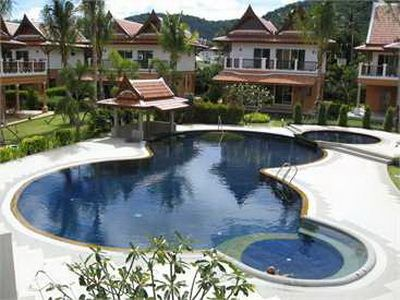 Photo for 3 bdrm villa with big pool