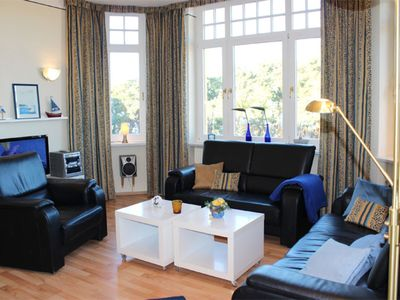 """Photo for (125) 3 room apartment Ostseeallee lake view - Appartmenthaus """"Sonnenresidenz I"""""""