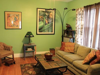 Photo for 2BR Apartment Vacation Rental in Chicago, Illinois