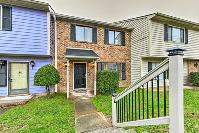 Experience the best of Durham at this vacation rental townhome!