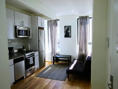 Photo for Industrial Modern 3 Bed Cozy Apt - Bed Stuy