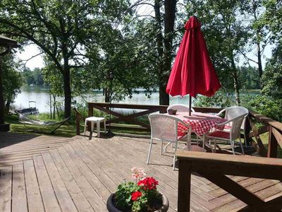 Photo for Cottage & Suite on a Quiet Lake + Free Kayaks!