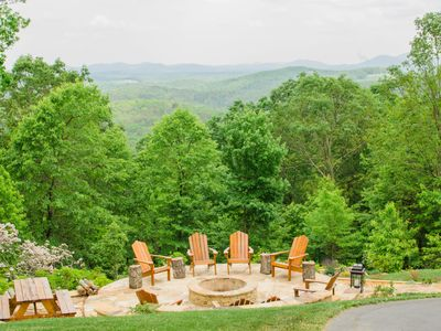 Photo for Ga Wine Hwy, Waterfalls, Appalachian Trail, Mountain Views-escape And Relax