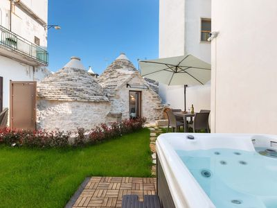 Photo for 1BR Villa Vacation Rental in Alberobello, Puglia