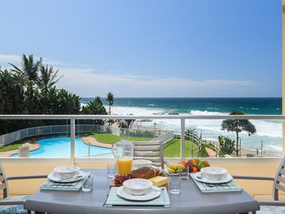 Photo for Wake up to a stunning ocean view and fall asleep to the sound of waves breaking