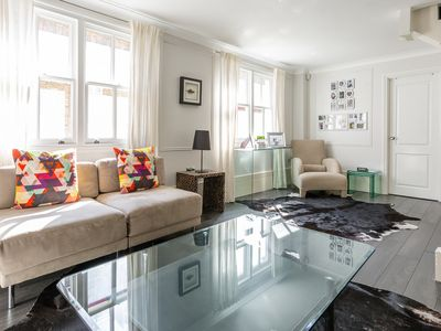 Photo for Stanhope Mews West II by onefinestay