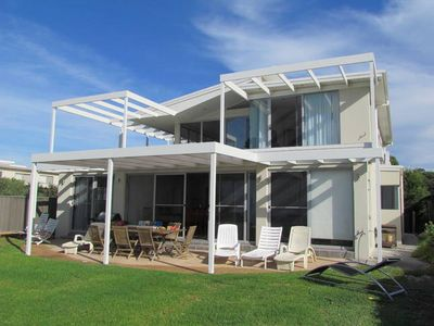 Photo for Watersedge- ABSOLUTE WATERFRONT  on Jervis Bay- BEST  Beachfront House