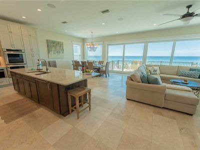 Photo for Fall saving for this luxury beach front home! Reserve today and save!