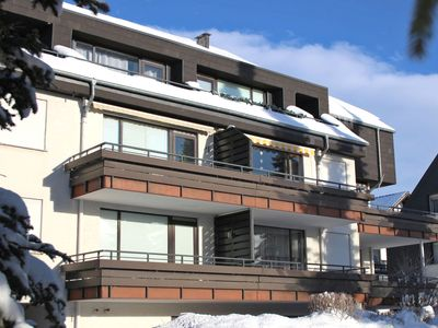 Photo for Small apartment in Winterberg with balcony, sauna and swimming pool