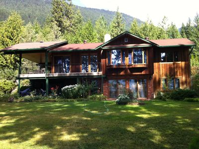 Photo for Sunny Shuswap Lake Front Retreat - Tappen/Sunnybrae, Beautiful BC