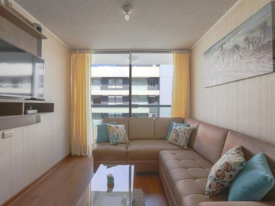 Photo for Cozy apartment in the Boardwalk with Oceanview