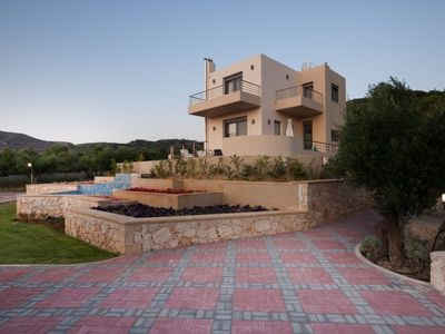 Photo for House in Chania with Parking, Internet, Washing machine, Air conditioning (642413)