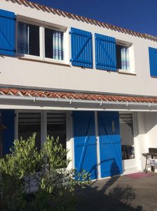 Photo for Holiday house 500 m from the beach Saint-Hilaire-de-Riez