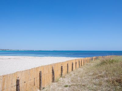Photo for Holiday house, 2 rooms, 150 meters from the sea Torre Lapillo