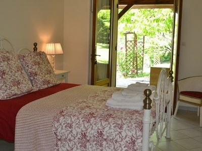 Photo for La Colline B & B - Bed and Breakfast - Table d'hôtes