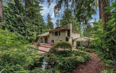 Photo for Secluded Property accommodates larger groups up to 14 just minutes to Microsoft!