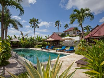 Photo for 5 Bedroom Villa Rice Field View in Canggu;
