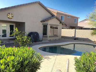 Beautiful Cozy Vacation Home with Heated Pool($15 a day to heat up the pool).