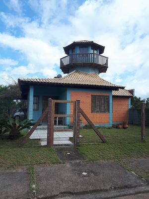 Photo for House 2 bedrooms, 1 block from the sea, Village Capão Novo