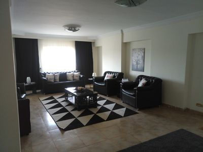 Photo for Two bedrooms in PALM CITY in a spacious and bright apartment