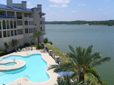 Photo for UNIT 3204 2 Bed 2 Bath on Lake Travis with Lake View