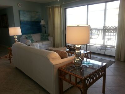 """Photo for Renovated """"Low Density"""" Beachside Condo in Gulf Shores"""