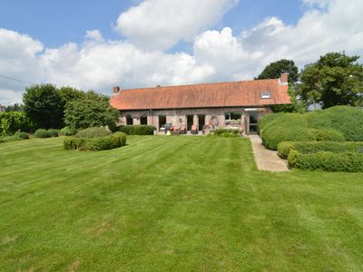 Photo for Spacious, stylish holiday home in the centre of forested surroundings, with private garden