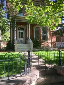 Photo for Beautiful Historic Family Home in Mapleton Hill Two blocks from Pearl St.