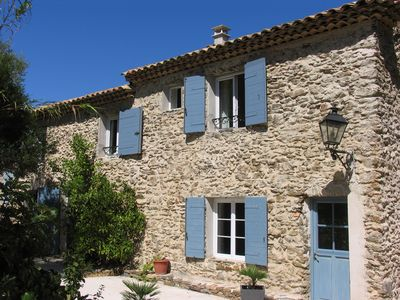 Photo for charming house by the sea peninsula of Giens Var