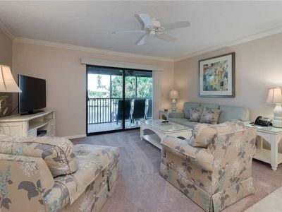 Photo for #1332 Sanibel Moorings Dock View