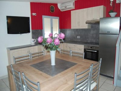 Photo for Apartment Port Leucate, 3 bedrooms, 8 persons