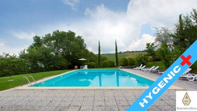 Photo for Il GELSO - apartment in the Chianti area with swimming pool