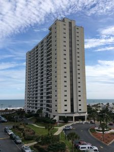 Photo for Two bedroom, Ocean Front Building!!!!