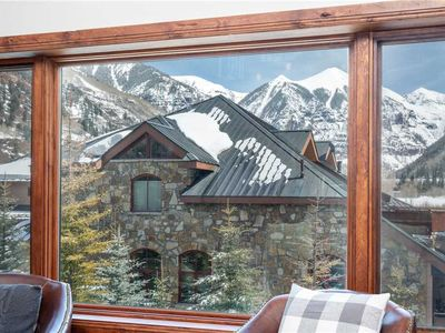 Photo for Magical Rooftop Deck and Panoramic Views of Telluride's Box Canyon