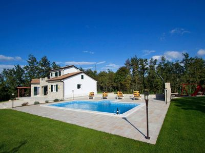 Photo for MODERN LUXURY VILLA ISTRIA WITH POOL
