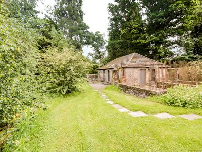 Photo for THE STUDIO, romantic, with open fire in Dunblane, Ref 957484