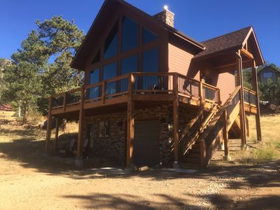 Photo for Rocky Mountain High - Gorgeous 3 Bed Home, Million $$ Views,