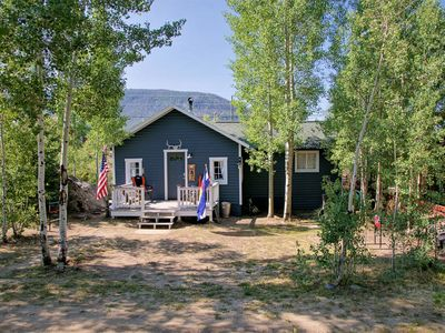 Photo for **2 Blocks From Main Street** Renovated and Updated Cabin