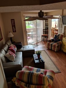 Additional living area view