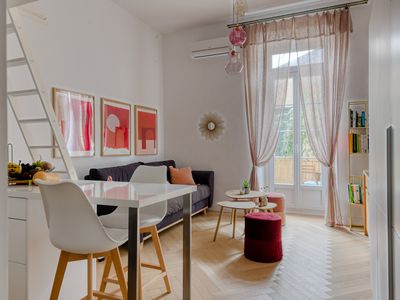 Photo for Beautiful Studio idealy located in the Heart of Nice